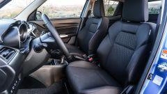 Suzuki Swift Hybrid 4WD AllGrip: unica sotto i 4 metri - Immagine: 18