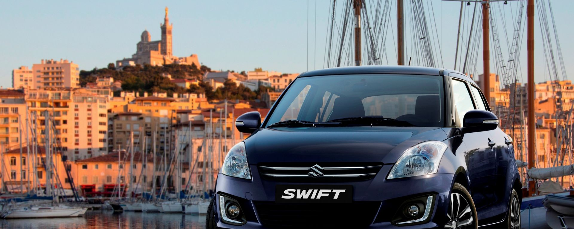 Suzuki Swift POSH