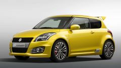 Suzuki Swift S-Concept - Immagine: 2