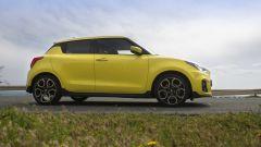 Suzuki Swift Sport 2018: più leggera mette il turbo - Immagine: 11