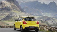 Suzuki Swift Sport 2018: più leggera mette il turbo - Immagine: 14