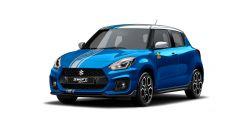 Suzuki Swift Sport Hybrid World Champion Edition: i magnifici sette - Immagine: 3