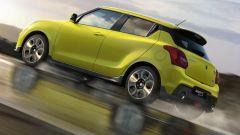 Suzuki Swift Sport: l'ibrido soft