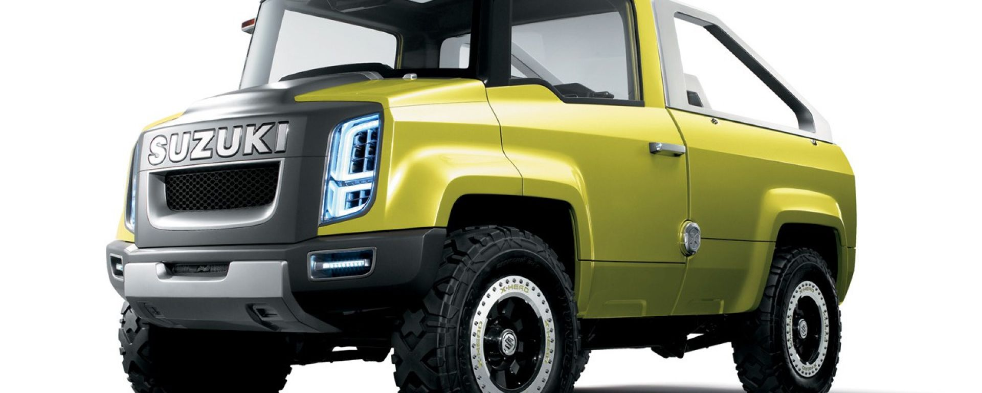 Suzuki, un pick up in arrivo?