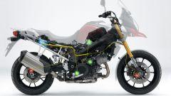 Suzuki V-Strom 1000 2014, le nuove informazioni - Immagine: 8