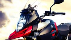 Suzuki V-Strom 1000 2014, le nuove informazioni - Immagine: 1