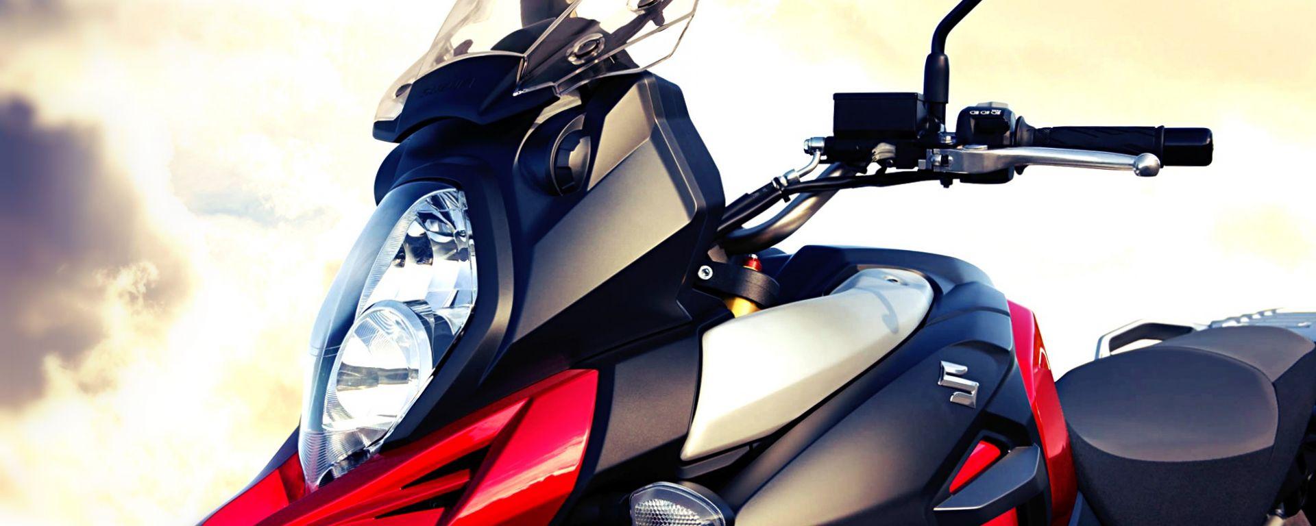 Suzuki V-Strom 1000 2014, le nuove informazioni