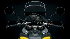 Suzuki V-Strom 1000 2017, quadro strumenti