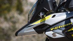 Suzuki V-Strom 1000 XT 2017, becco anteriore