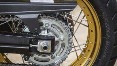 Suzuki V-Strom 1000 XT 2017, cerchio a raggi