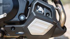 Suzuki V-Strom 1000 XT 2017, paramotore