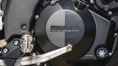 Suzuki V-Strom 1000 XT 2017, protezione carter motore