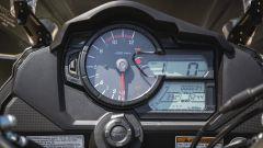 Suzuki V-Strom 1000 XT 2017, quadro strumenti
