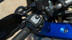 Suzuki V-Strom 1000 XT, il blocchetto elettrico sinistro