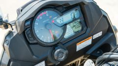 Suzuki V-Strom 1000 XT, il quadro strumenti