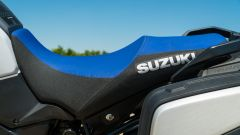 Suzuki V-Strom 1000 XT, la sella