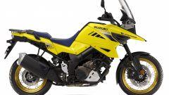 Suzuki V-Strom 1050 si fa chic, due nuovi colori per il 2021 - Immagine: 4