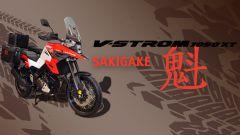 Suzuki V-Strom 1050 Sakigake: ecco la serie limitata
