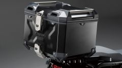Suzuki V-Strom 1050 Sakigake: il bauletto da 38 litri