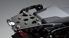 Suzuki V-Strom 1050 Sakigake: piastra per il bauletto