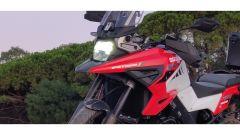 Suzuki V-Strom 1050 XT 2020:: il faro anteriore full LED