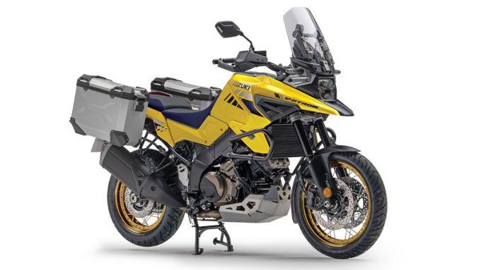 Suzuki V-Strom 1050 XT Pro, gli accessori