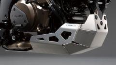 Suzuki V-Strom 1050 XT Pro, il paramotore maggiorato