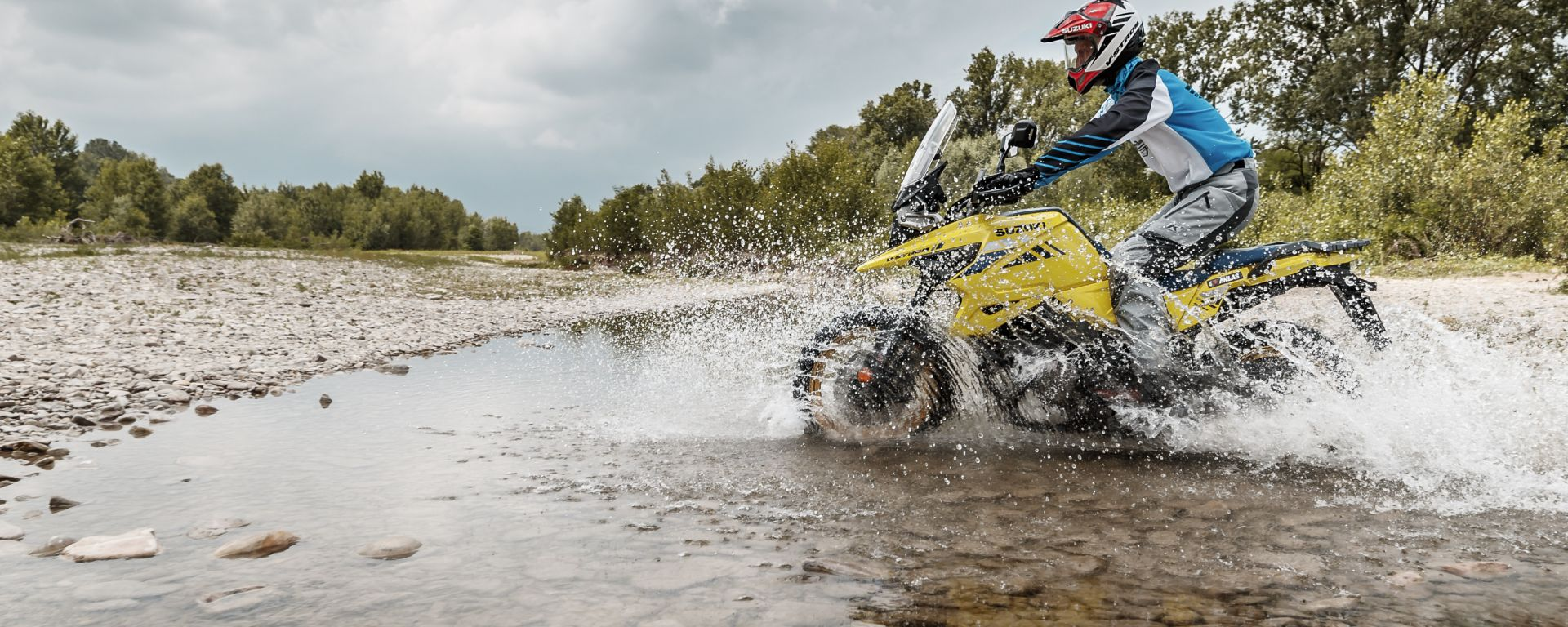 Suzuki V-Strom 1050XT, appuntamento nel weekend coi Demo Ride