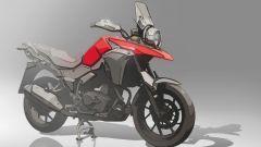 Suzuki V-Strom 250 al Salone della moto di Milano - Immagine: 11
