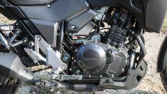 Suzuki V-Strom 250: il motore