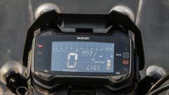 Suzuki V-Strom 250: il quadro strumenti
