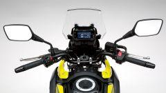 Suzuki V-Strom 250, la strumentazione digitale