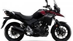 Suzuki V-Strom 250 Pearl Nebular Black