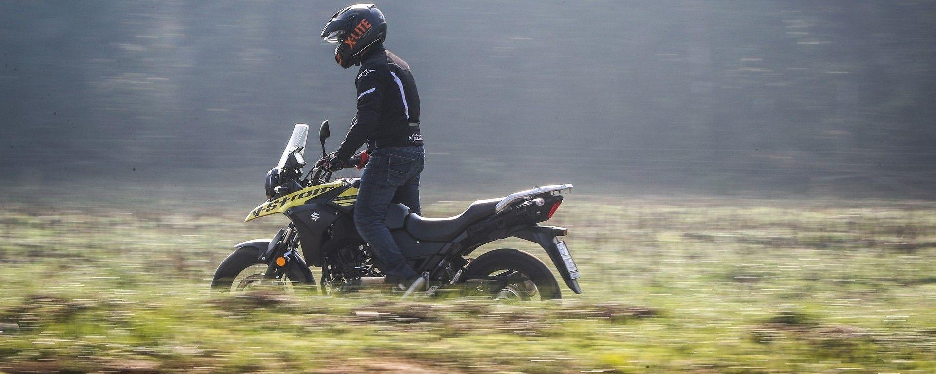 Suzuki V-Strom 250