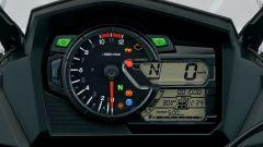 Suzuki V-Strom 650 2017, la nuova strumentazione