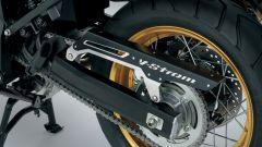 Suzuki V-Strom 650 2017, la XT ha cerchi a raggi