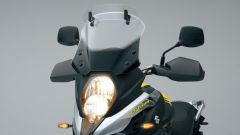 Suzuki V-Strom 650 2017, nuovo anche il parabrezza