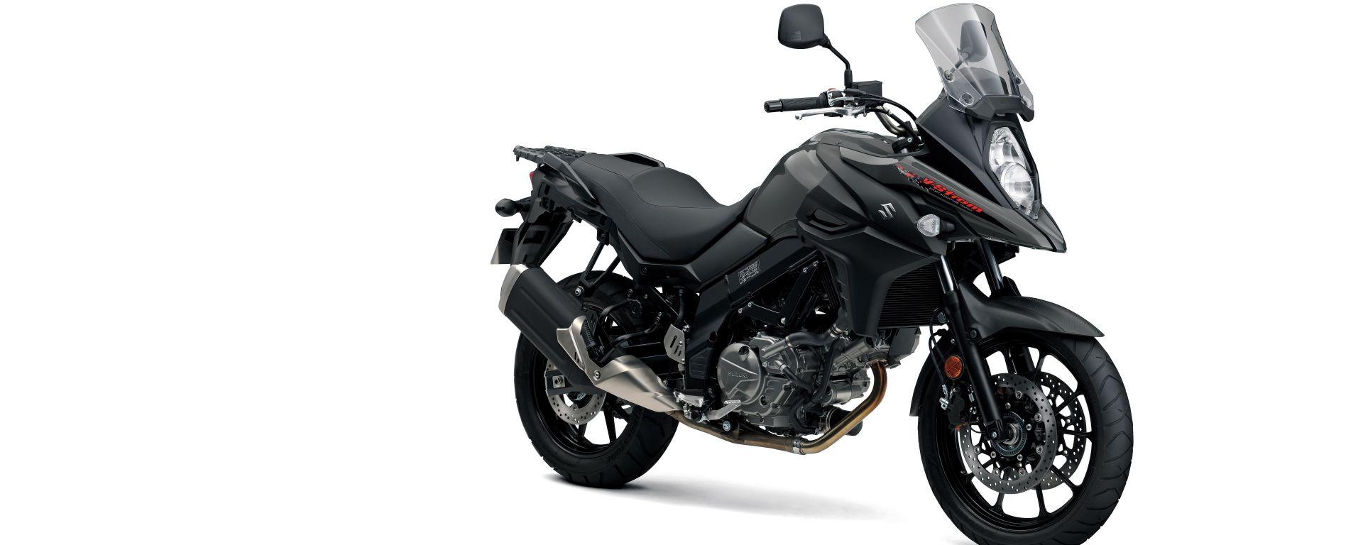 Suzuki V-Strom 650 2020: ecco le nuove colorazioni