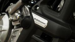 Suzuki V-Strom 650 2021: con il kit Freedom è incluso anche il puntale