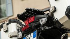 Suzuki V-Strom 650 2021: il faro posteriore a LED