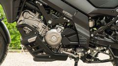 Suzuki V-Strom 650 2021: il motore bicilindrico è omologato Euro 5