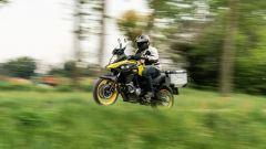 Suzuki V-Strom 650 2021: la prova su strada