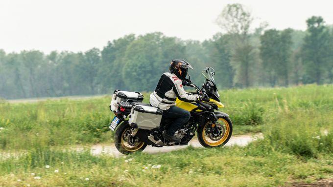 Suzuki V-Strom 650 col kit Freedom