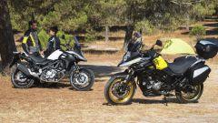 Suzuki V-Strom 650 e GSX-S750: ecco i prezzi - Immagine: 2