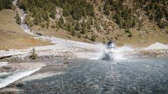 Con la Suzuki V-Strom 650 in off-road oltre i 2.000 metri - Immagine: 4