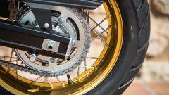 Suzuki V-Strom 650 XT 2017, cerchio posteriore