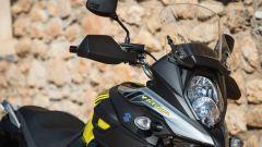 Suzuki V-Strom 650 XT 2017, nuovo faro