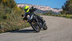 Suzuki V-Strom 650 XT 2017, test ride in Spagna
