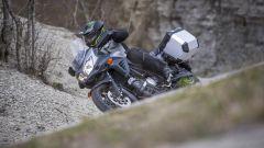 Suzuki V-Strom 650XT ABS Fun Ride #suzukiswitch - Immagine: 6