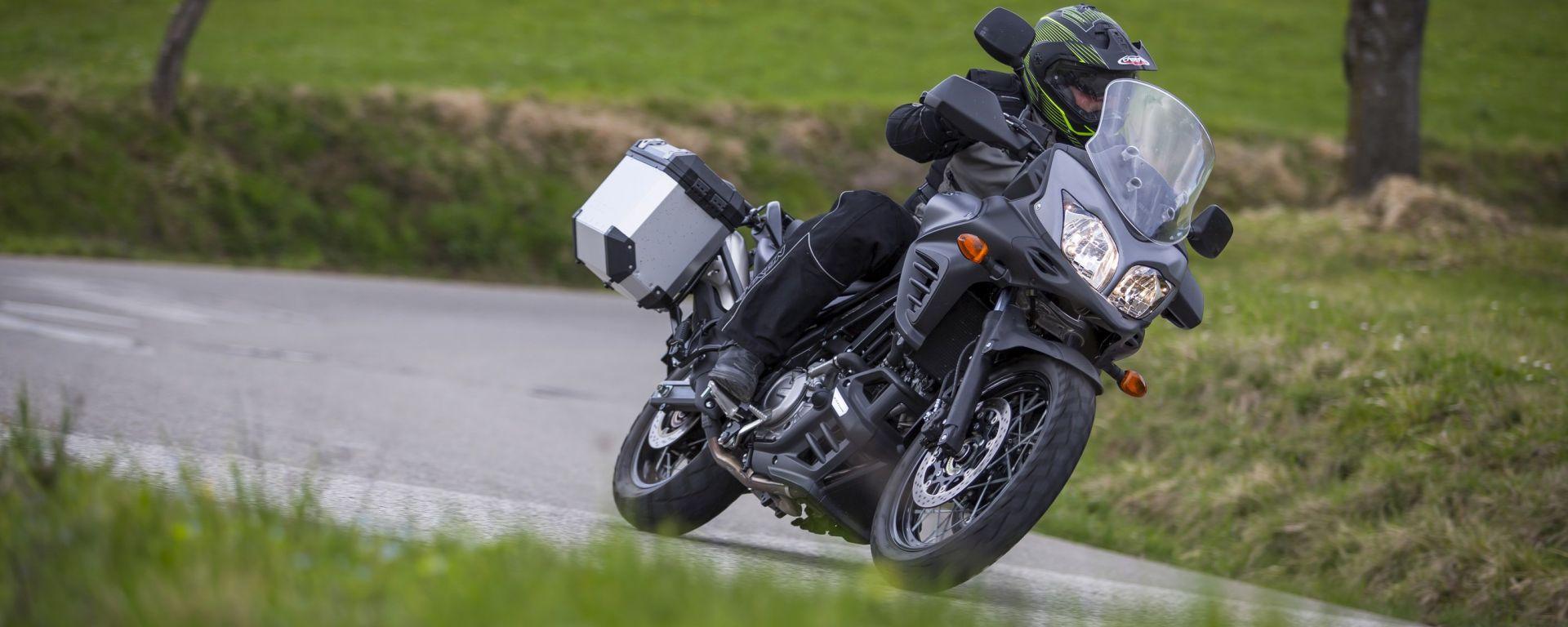 Suzuki V-Strom 650XT ABS Fun Ride #suzukiswitch